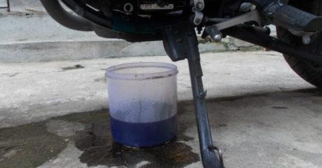 Tips Mengganti Oli Motor Yamalube yang Baik